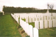 Premont Cemetery Near Cambrai France J A Varley full size